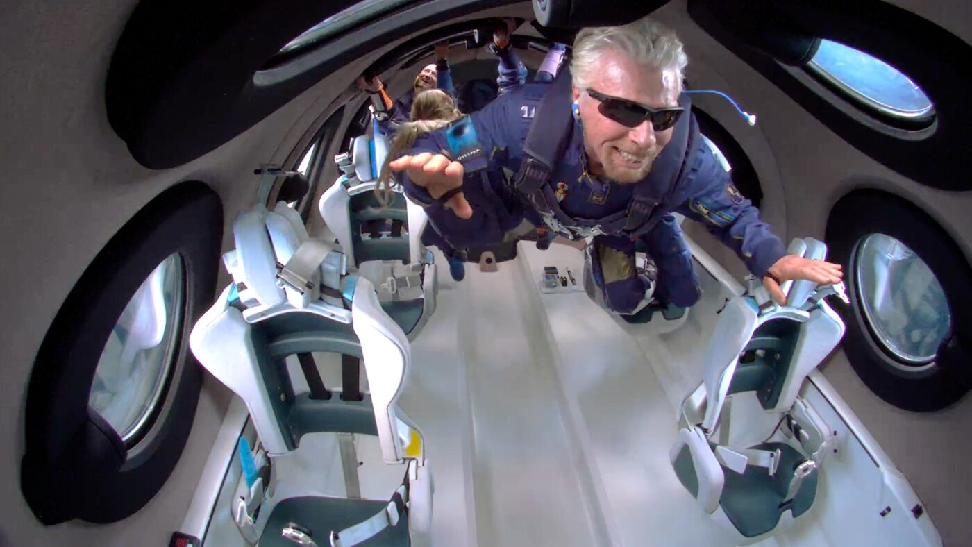 Velocity Frequent Flyer member on track to fly to space